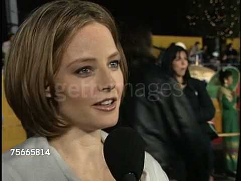 Jodie Foster - Anna and the King premiere 1999