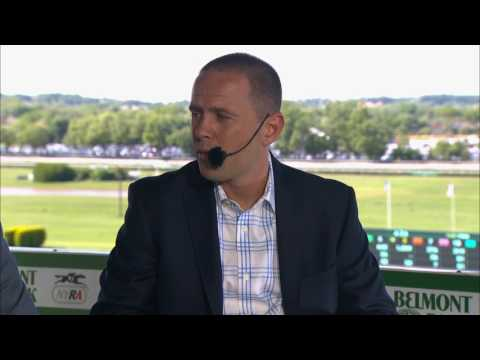 Chad Brown discusses Cloud Computing and his win in the Preakness Stakes
