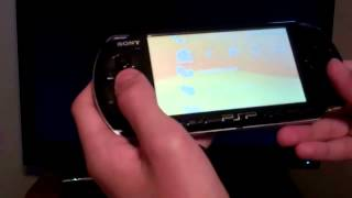 How to connect your PSP to a TV