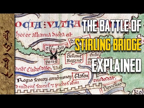 The Battle of Stirling Bridge Explained