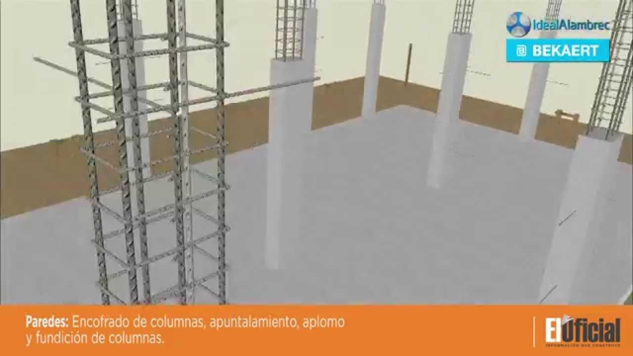 Construcción de vivienda usando línea Armex® de