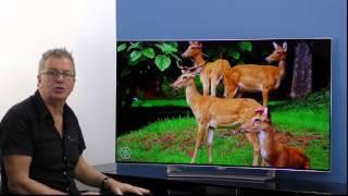 """55"""" LG 55EG910V 3D Full HD OLED Television Review"""