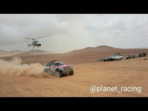 DAKAR 2019 Etapa 4 |AUTOS | CAMIONES | MOTOS (Arequipa -Tacna / Moquegua)