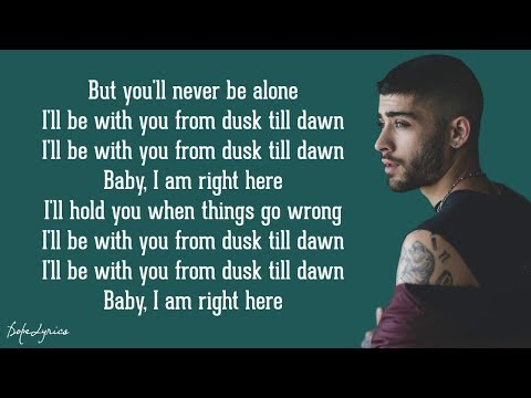 dusk-till-dawn---zayn-ft.-sia-(lyrics)