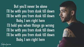 Download Dusk Till Dawn - ZAYN ft. Sia (Lyrics)