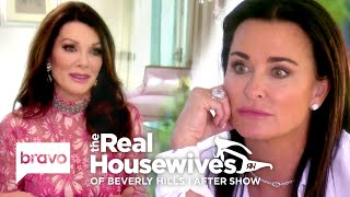 Will Lisa Vanderpump Ever Return To Real Housewives? | RHOBH After Show (S9 Ep11)