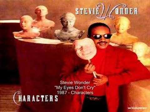 Stevie wonder my eyes don t cry