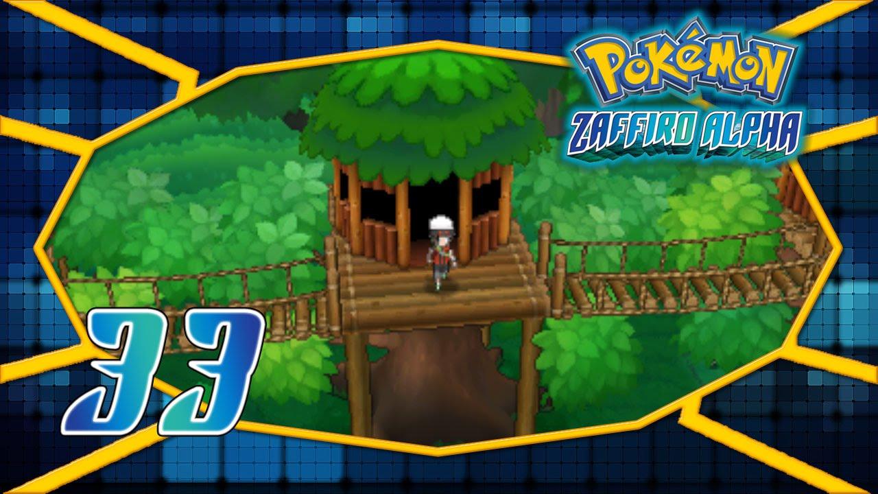 Pokemon Zaffiro Alpha Ita Parte 33 Forestopoli Youtube