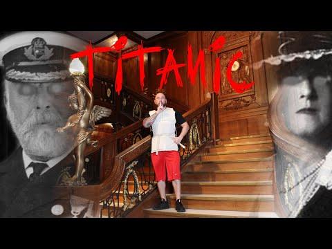 (Ghosts) Haunted Titanic Museum Alone | OmarGoshTV