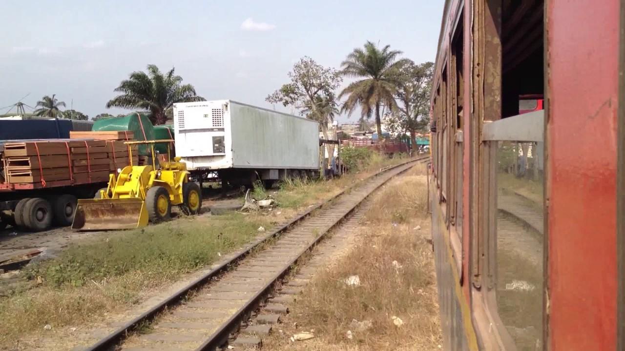 コンゴ共和国の鉄道