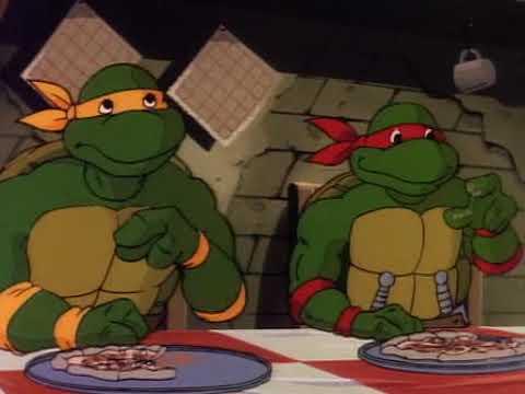 As Tartarugas Ninjas Dublado 1987 Desenho Raro Youtube