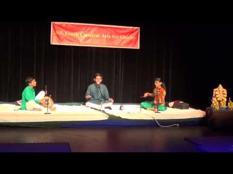 Paramdhamavati Jayathi Parvathi Parmesha Yuvathi - Prashanth @ NCYCAC 2014