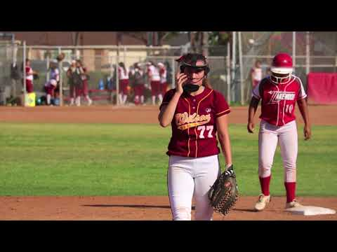 High School Softball: Long Beach Wilson vs. Lakewood