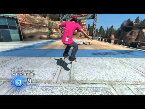 Skate 3: How to Do Comp Ep.1 (5 Pops)