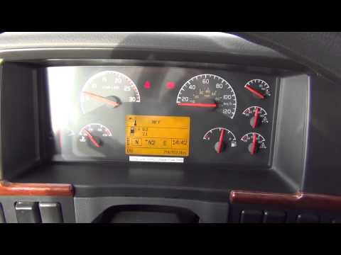 RVHaulers 2009 Volvo Model 630 with D16...