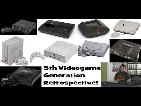 Fifth VideoGame Generation Recap - My Thoughts Overall - Adam Koralik