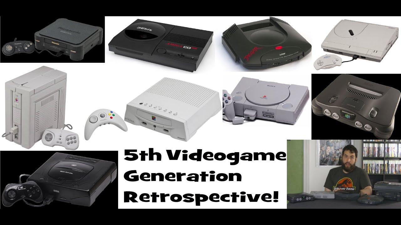 Fifth Videogame Generation Recap