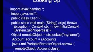 Java Naming and Directory Interface JNDI tutorial guide