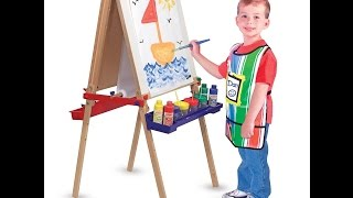 Review: Melissa & Doug Deluxe Standing Easel