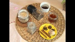Живая еда. Чай масала