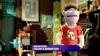 Crash and Bernstein - Haar knippen