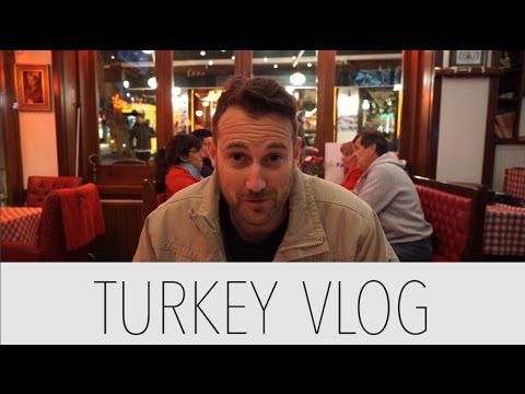 Turkey Day 1 Vlog - Tampa to Istanbul