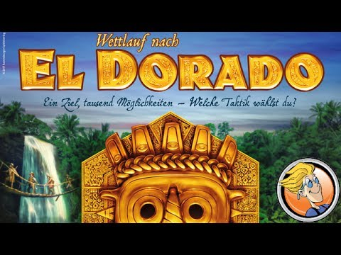 Race To El Dorado — Overview And Rules Explanation