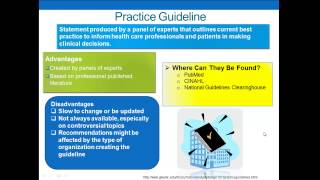 What is Evidence Based Practice ?