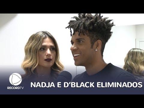 """""""Saímos mais unidos"""", diz D'Black após eliminação do Power Couple Brasil"""