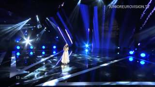 Alisa Kozhikina - Dreamer (Russia) LIVE Junior Eurovision Song Contest 2014