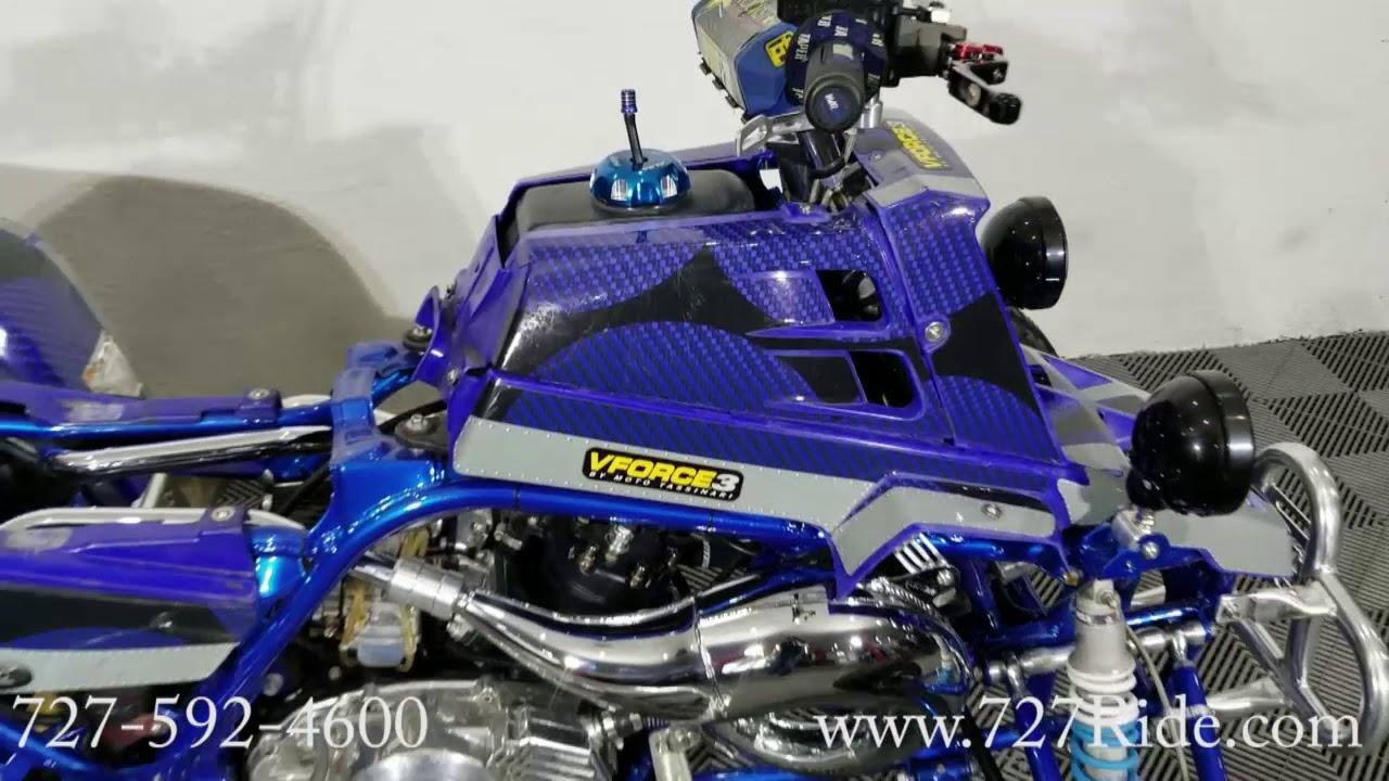 1998 Yamaha Banshee - 1841   Spinwurkz   Motorcycles For