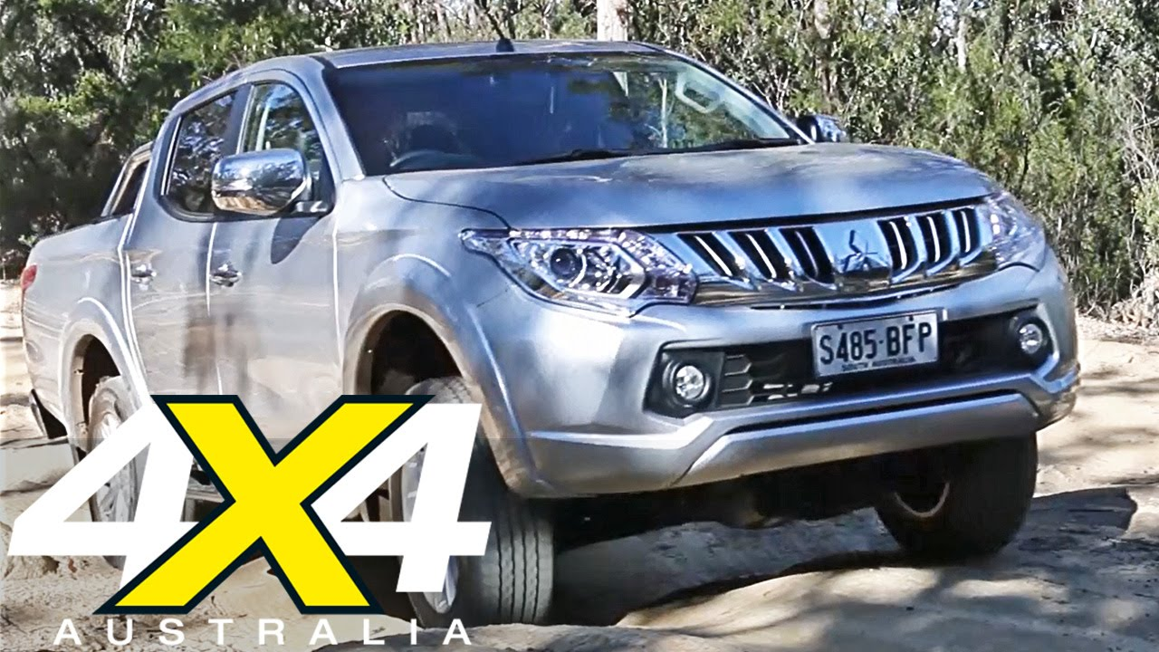 2016 mitsubishi triton ute road test 4x4 australia. Black Bedroom Furniture Sets. Home Design Ideas