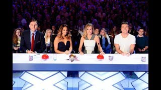 Britain's Got Talent Simon Cowell All Best Golden Buzzers   سيمون والباز الذهبي
