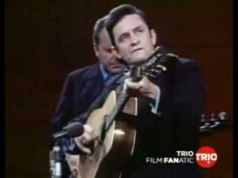 Johnny Cash-Folsom Prison Blues-Live@SanQuentin State Prison