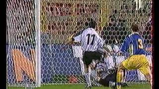 QWC 2002 Germany vs. Ukraine 4-1 (14.11.2001)