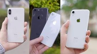 Welches iPhone ist das Beste für den Preis? Xs, X, Xr, 8/8Plus - KAUFBERATUNG