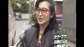 引退後百恵さん  路上インタビュー thumbnail