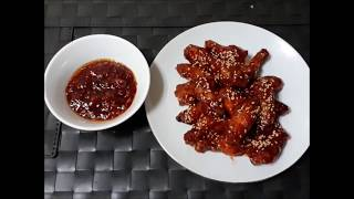 Buffalo Wings Super Easy Recipe | ItsMe Omi ❤