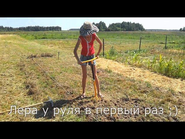 Культиватор Торнадо ручной корнеудалитель