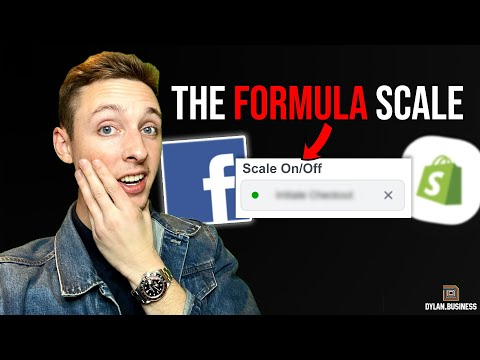 The Secret To Scaling Facebook Ads with Shopify Dropshipping Winning Products thumbnail