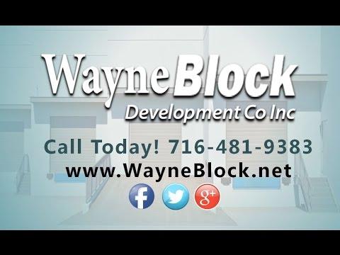Wayne Block Development Co Inc | Depew NY Concrete Contractors