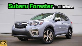 2019 Subaru Forester: FULL REVIEW + DRIVE | Functional and Family Friendly!