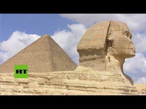 La cámara de la Gran Pirámide podría contener un trono de origen extraterrestre