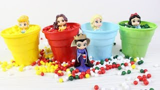 Malefiz Yeni Sihirler Öğreniyor Prensesler Renkleri Öğreniyor Eğitici Çocuk Oyunu Çizgi Film Tadında