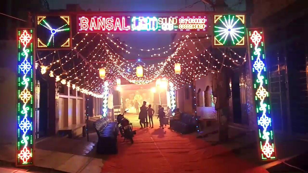 Bansal Light Sound For Booking Contect No 8699 203020 98143 60023