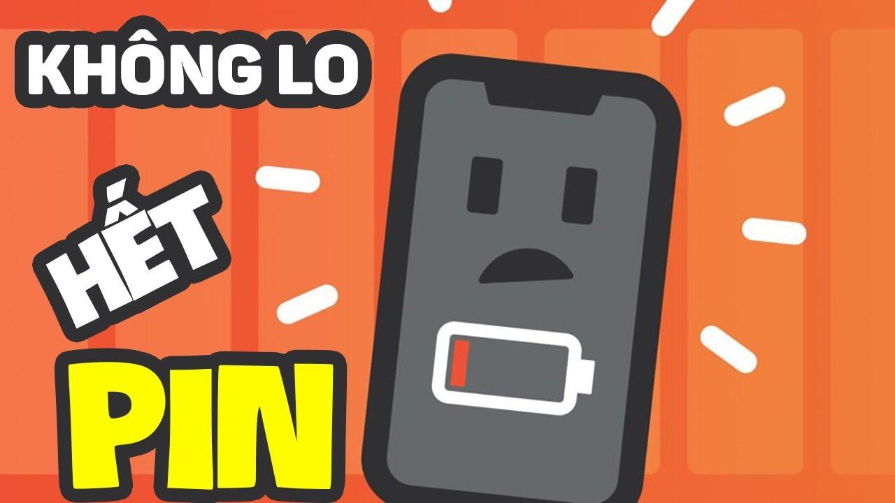 Mẹo TIẾT KIỆM PIN CỰC DỄ cho smartphone NHƯNG không phải ai cũng biết!