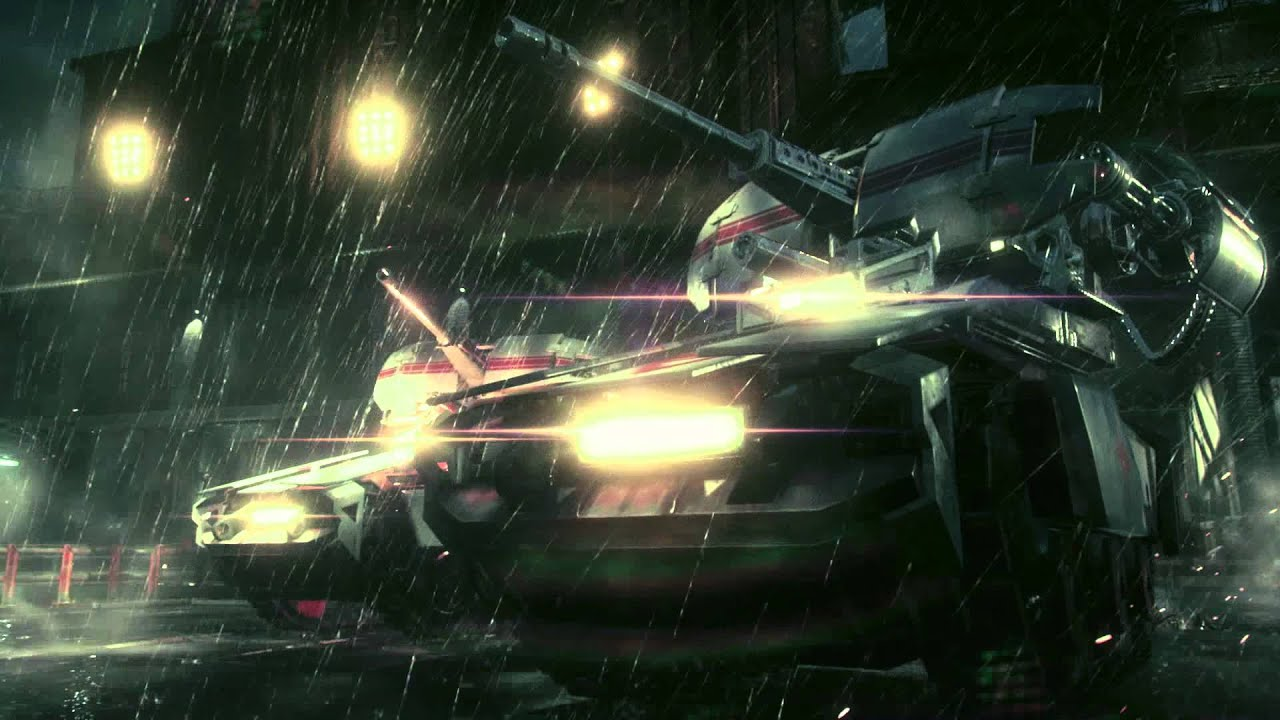 Official Batman: Arkham Knight - Ace Chemicals Infiltration Trailer: Part 2