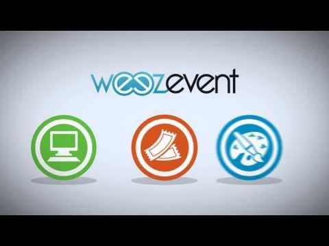 Weezevent : votre solution 100% web de billetterie et d'inscription en ligne.