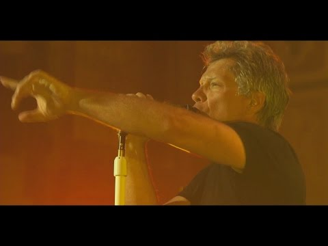 Jon Bon Jovi - Everyday People (Red Bank 2014)