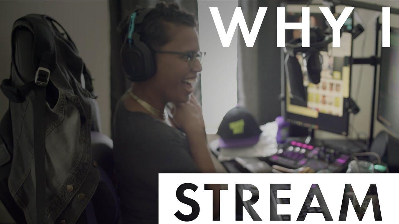 Twitch Gothix Why I Stream